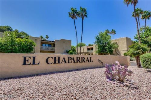 Photo of 4950 N MILLER Road #205, Scottsdale, AZ 85251 (MLS # 6224059)