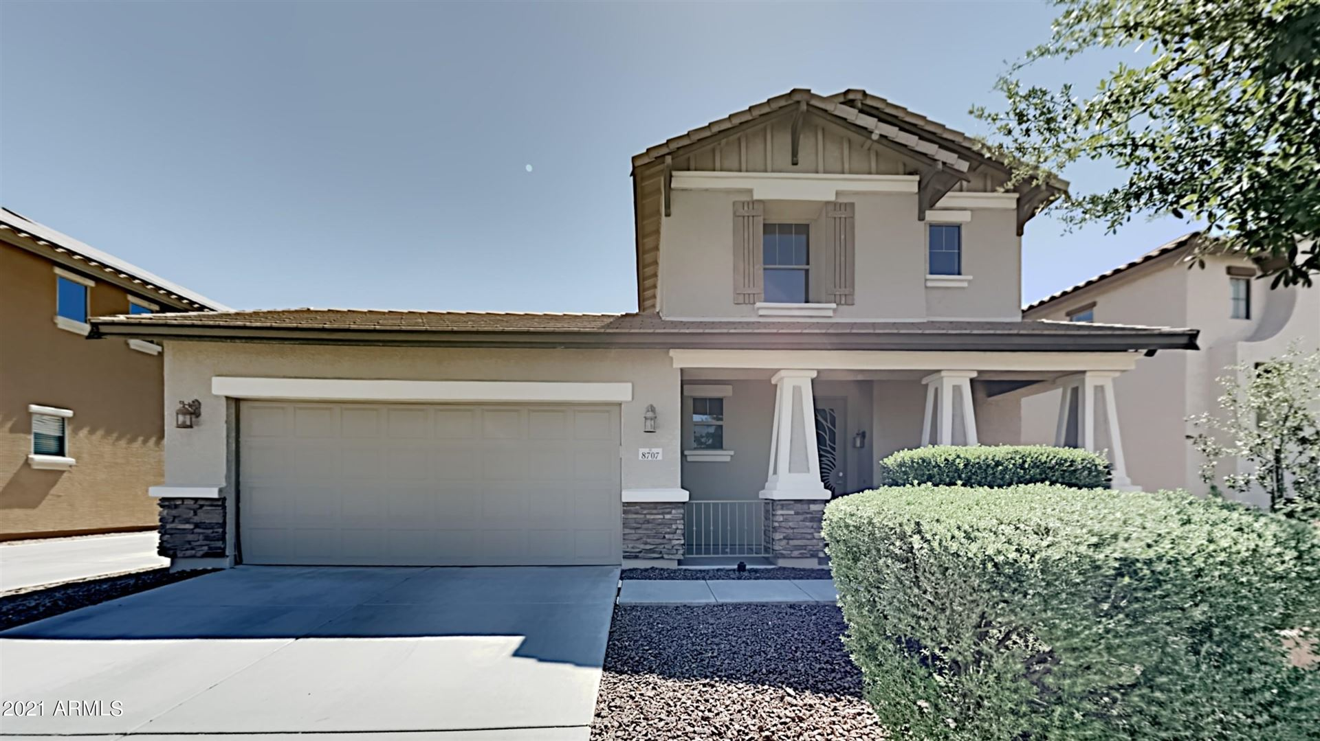 Photo of 8707 S 40TH Drive, Laveen, AZ 85339 (MLS # 6227059)