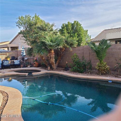 Photo of 1545 E OXFORD Lane, Gilbert, AZ 85295 (MLS # 6199060)