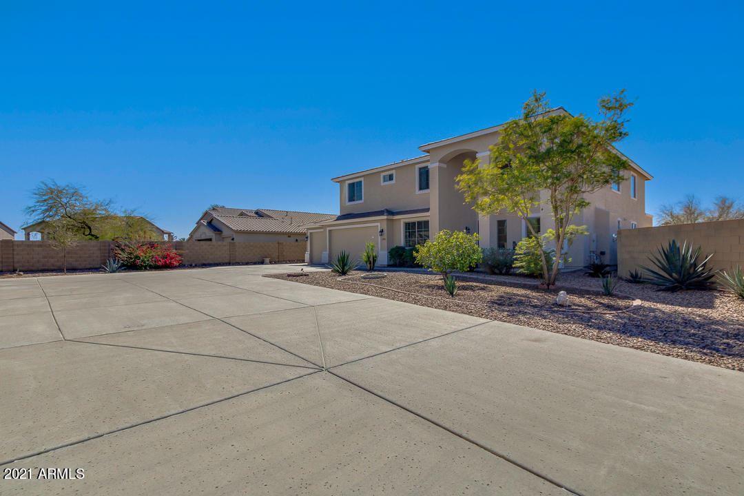 Photo of 21836 N OLSON Court, Maricopa, AZ 85138 (MLS # 6200060)