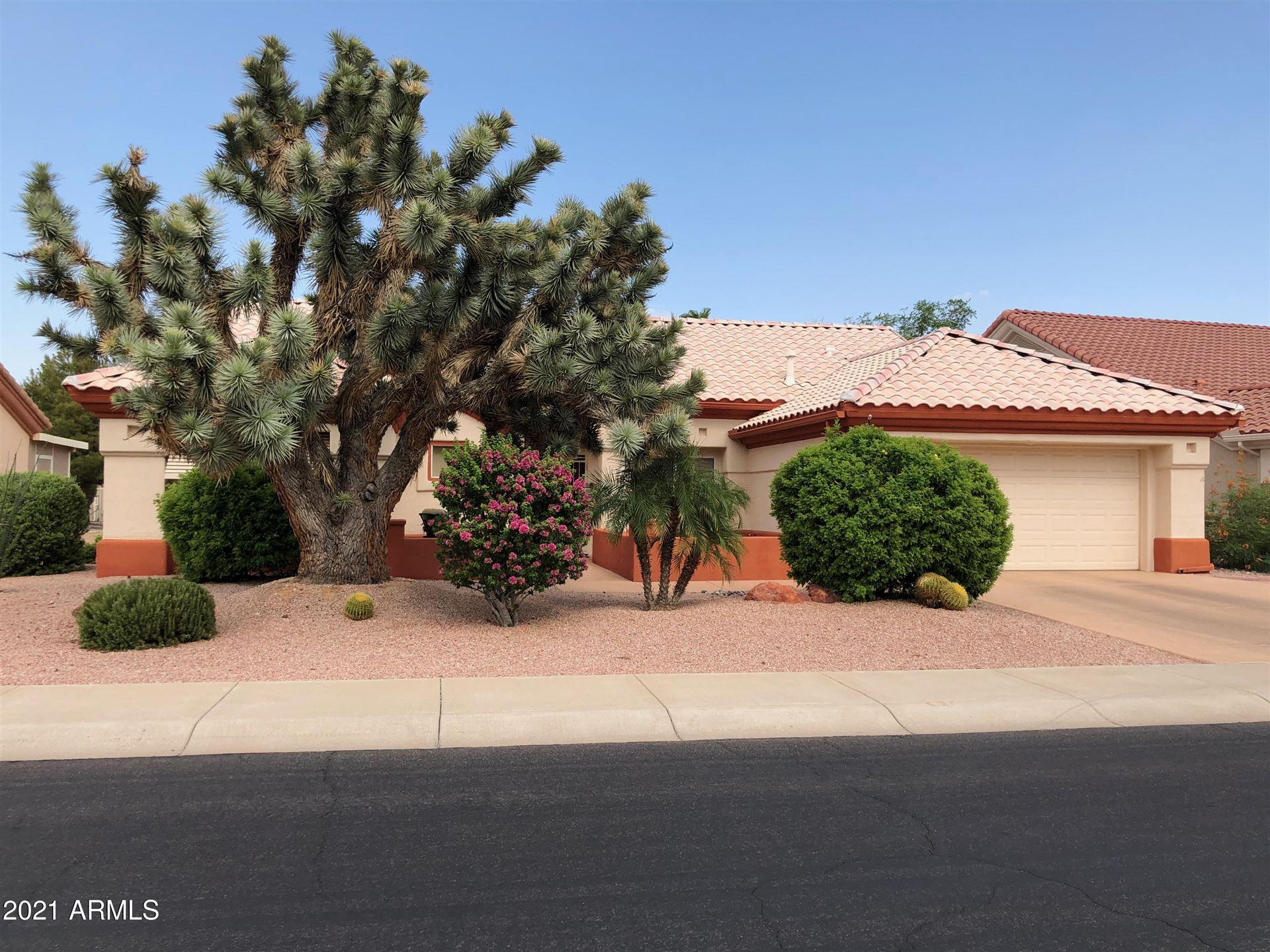 Photo of 22203 N DUSTY TRAIL Boulevard N, Sun City West, AZ 85375 (MLS # 6269060)