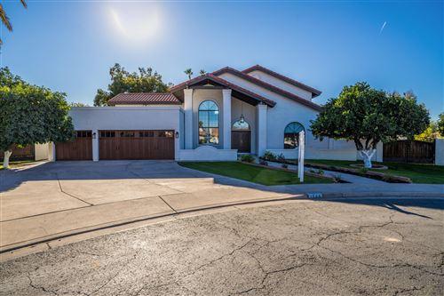 Photo of 1240 N NASSAU Circle, Mesa, AZ 85205 (MLS # 6166061)