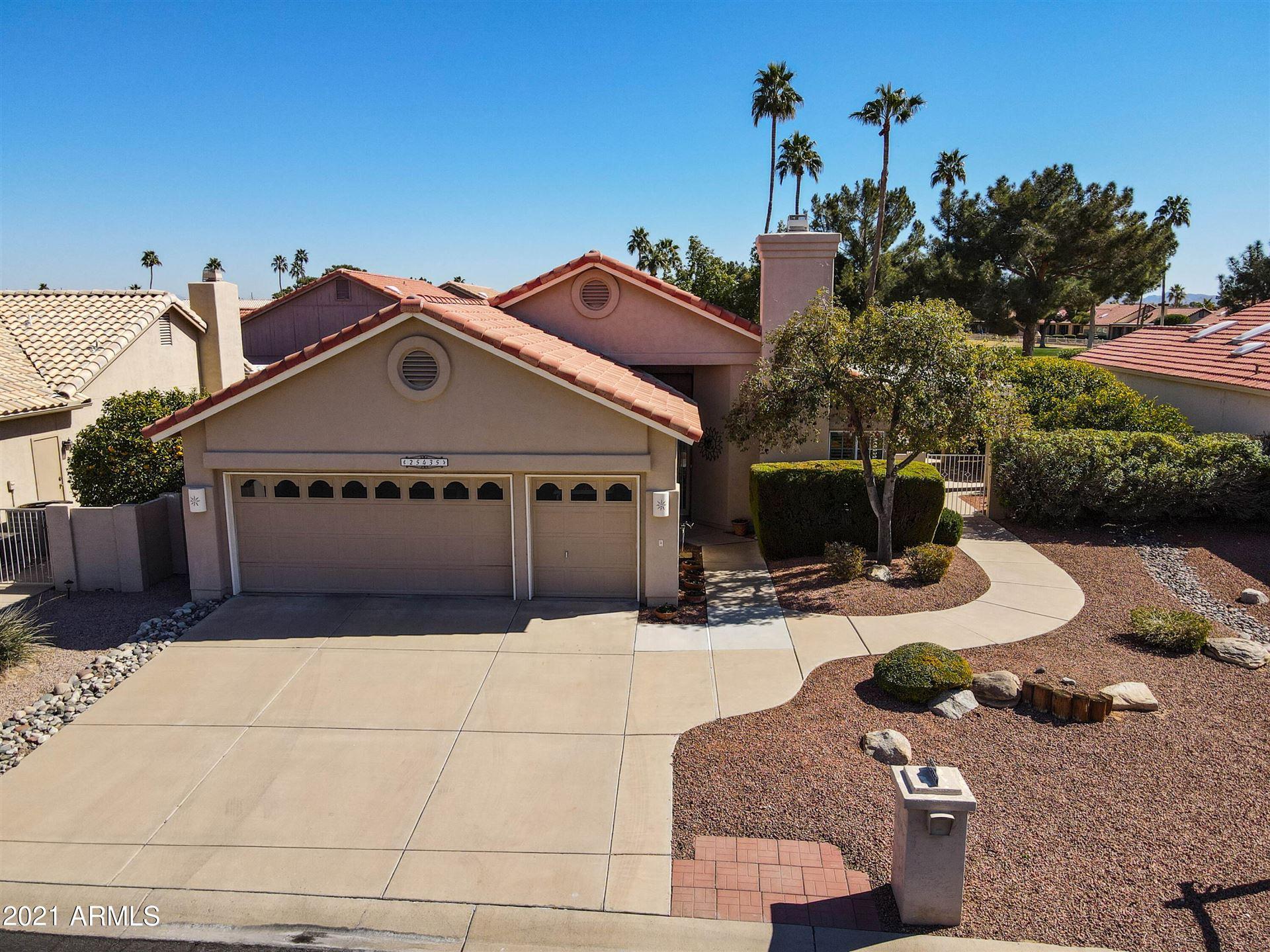 Photo of 25435 S NOTTINGHAM Drive, Sun Lakes, AZ 85248 (MLS # 6199061)