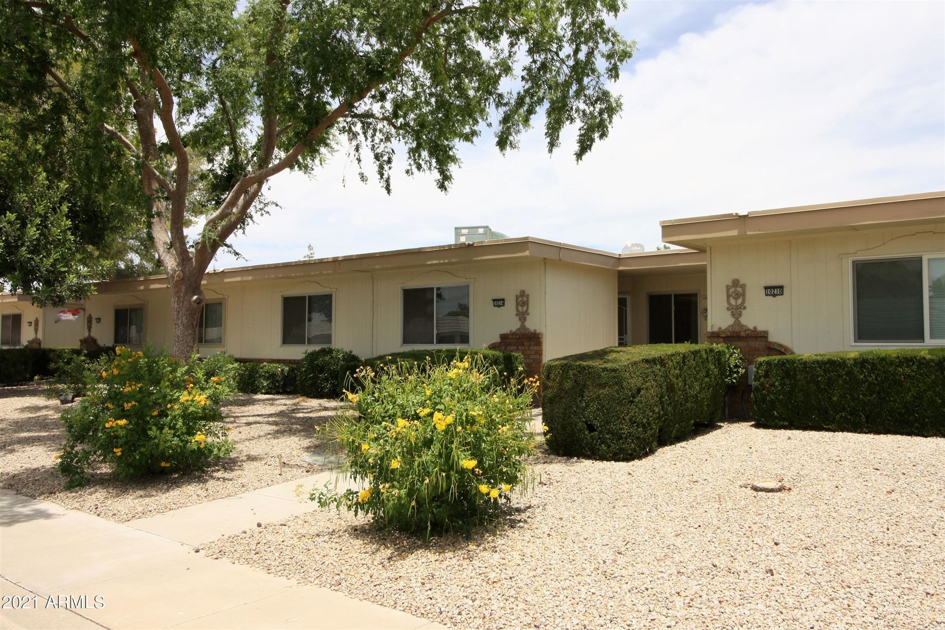 Photo of 10214 W HUTTON Drive, Sun City, AZ 85351 (MLS # 6250061)