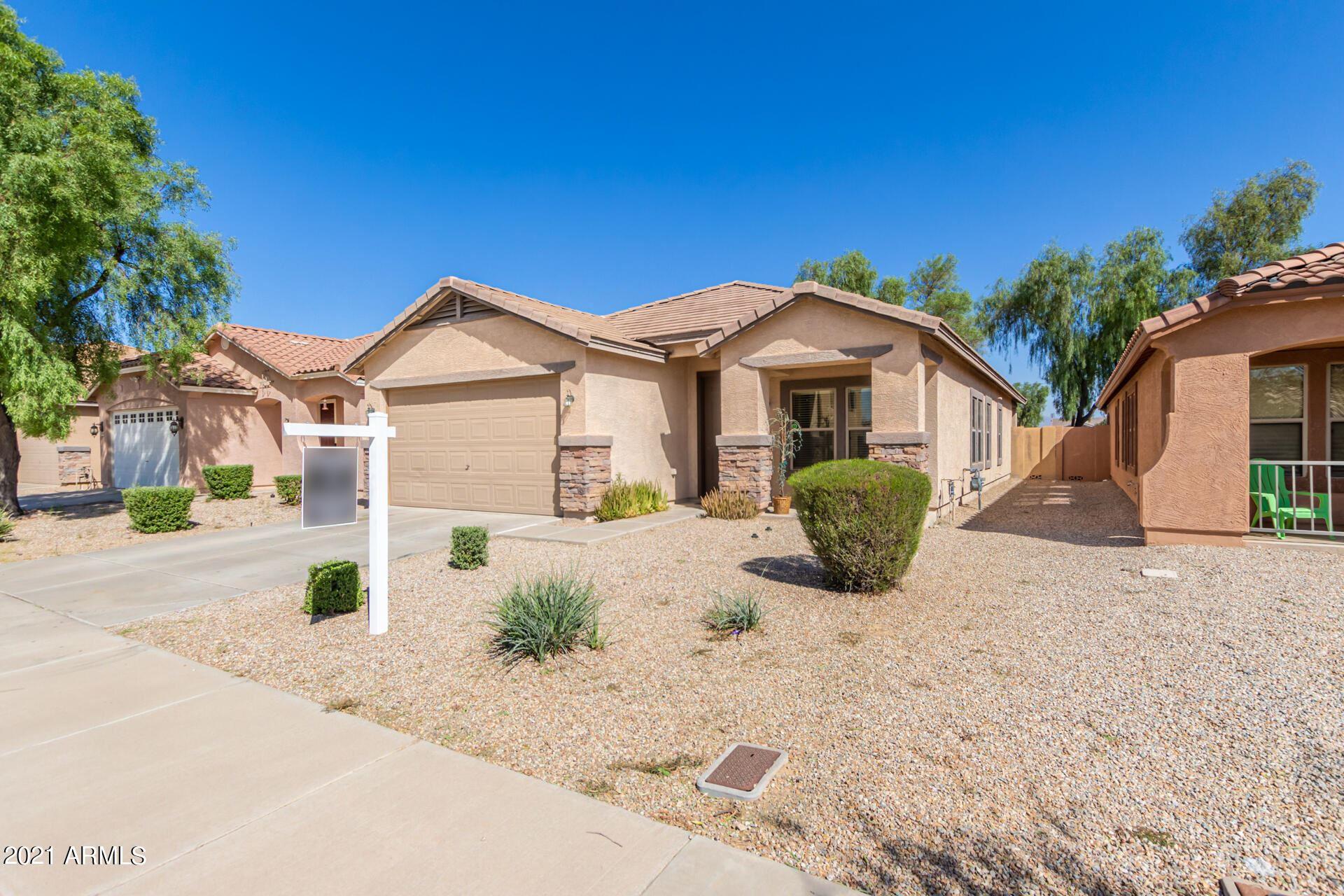 Photo of 22170 E VIA DEL PALO --, Queen Creek, AZ 85142 (MLS # 6307061)