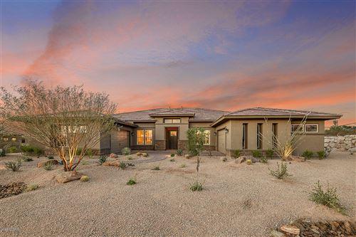 Photo of 8768 E Granite Pass Road, Scottsdale, AZ 85266 (MLS # 6069062)