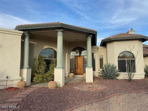 Photo of 14731 E Dixileta Drive, Scottsdale, AZ 85262 (MLS # 6270062)