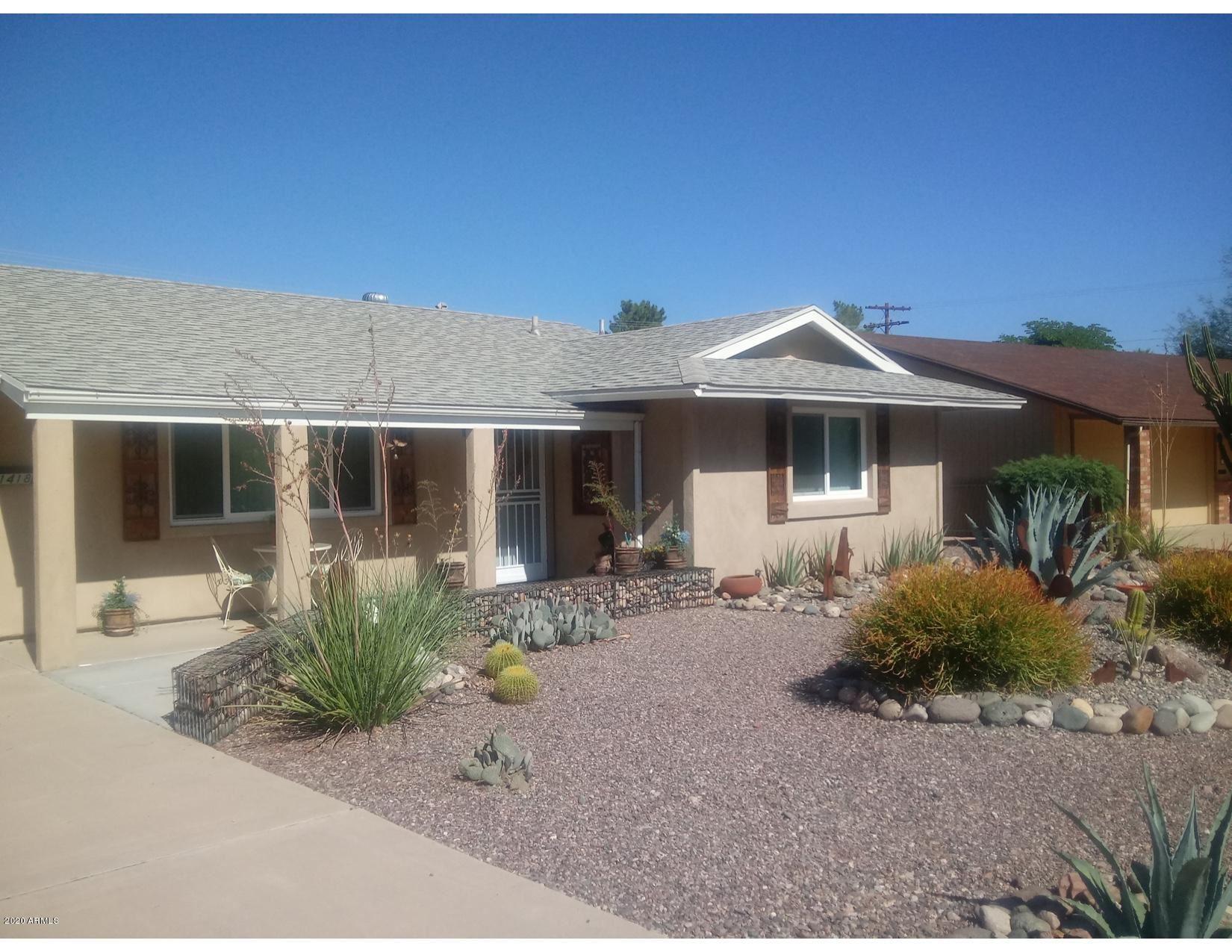 Photo of 11418 N 109TH Avenue, Sun City, AZ 85351 (MLS # 6200062)