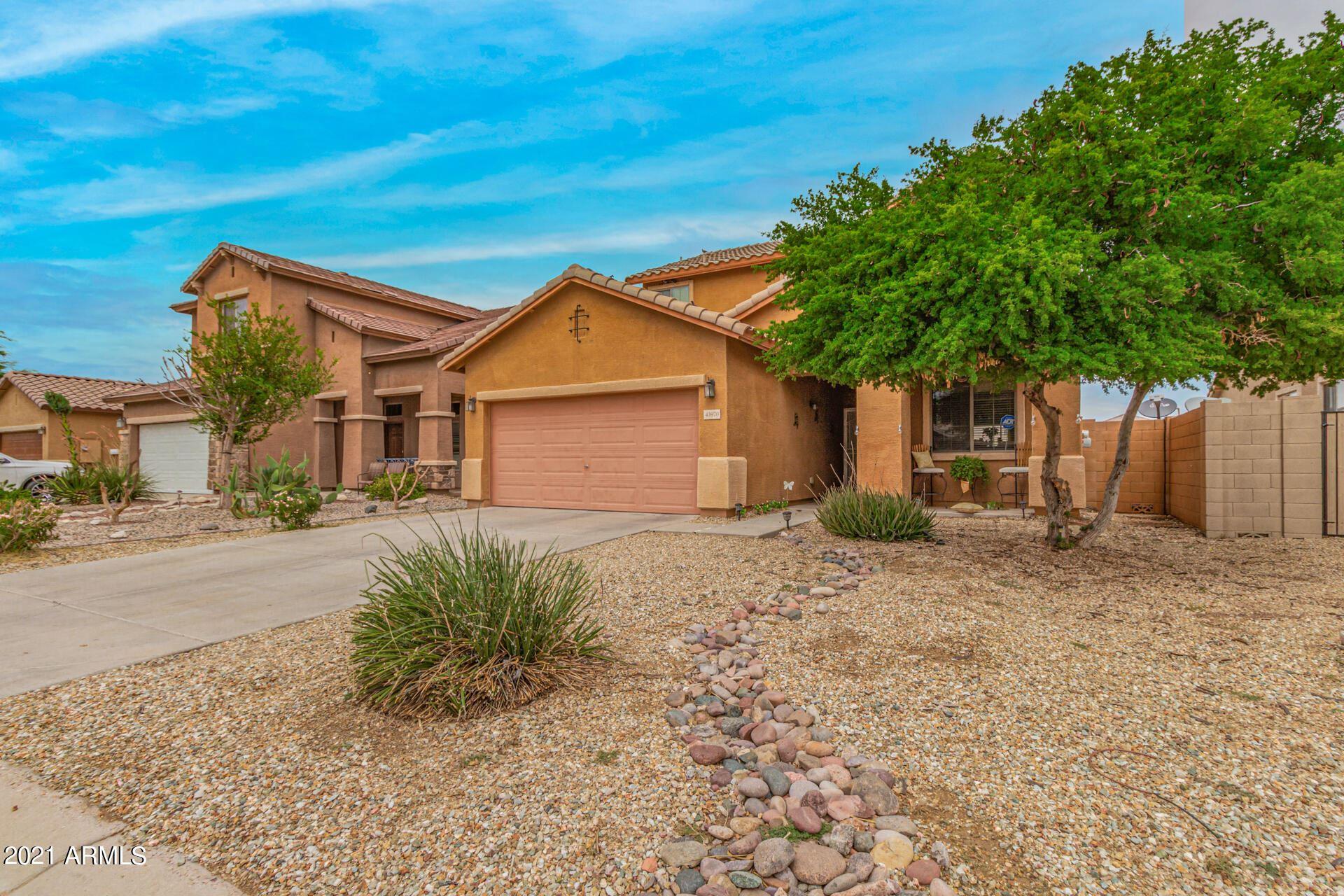 Photo for 43970 W PALO CEDRO Road, Maricopa, AZ 85138 (MLS # 6288062)
