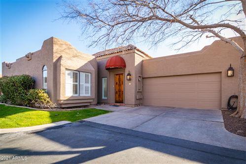 Photo of 3015 E COOLIDGE Street #7, Phoenix, AZ 85016 (MLS # 6200063)