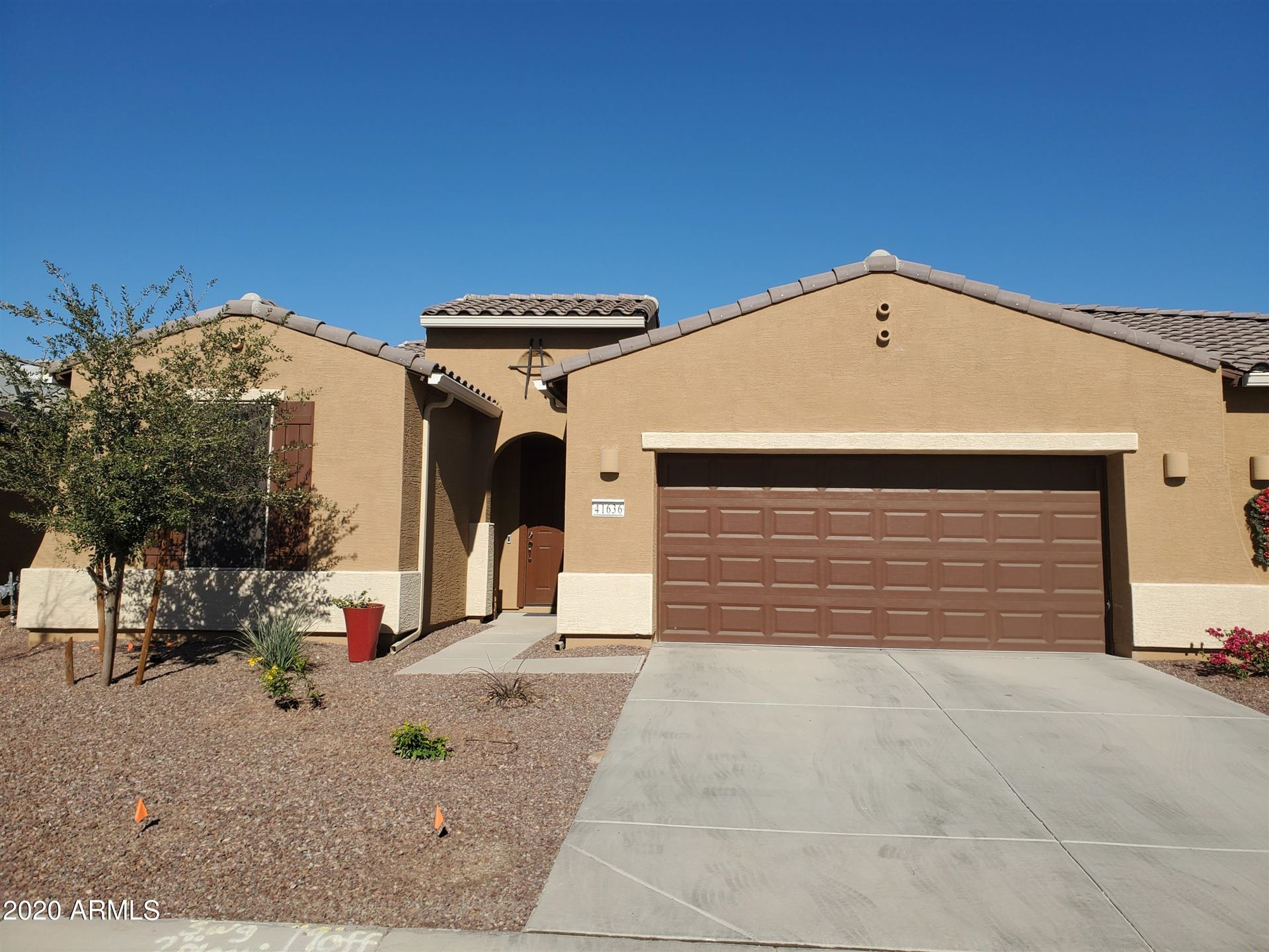 41636 W MONSOON Lane, Maricopa, AZ 85138 - MLS#: 6175063