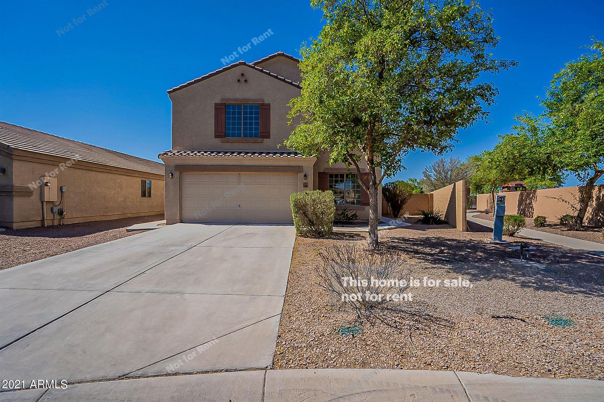 Photo for 44069 W MAGNOLIA Road, Maricopa, AZ 85138 (MLS # 6239063)