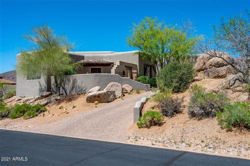 Photo of 10858 E SALERO Drive, Scottsdale, AZ 85262 (MLS # 6223064)