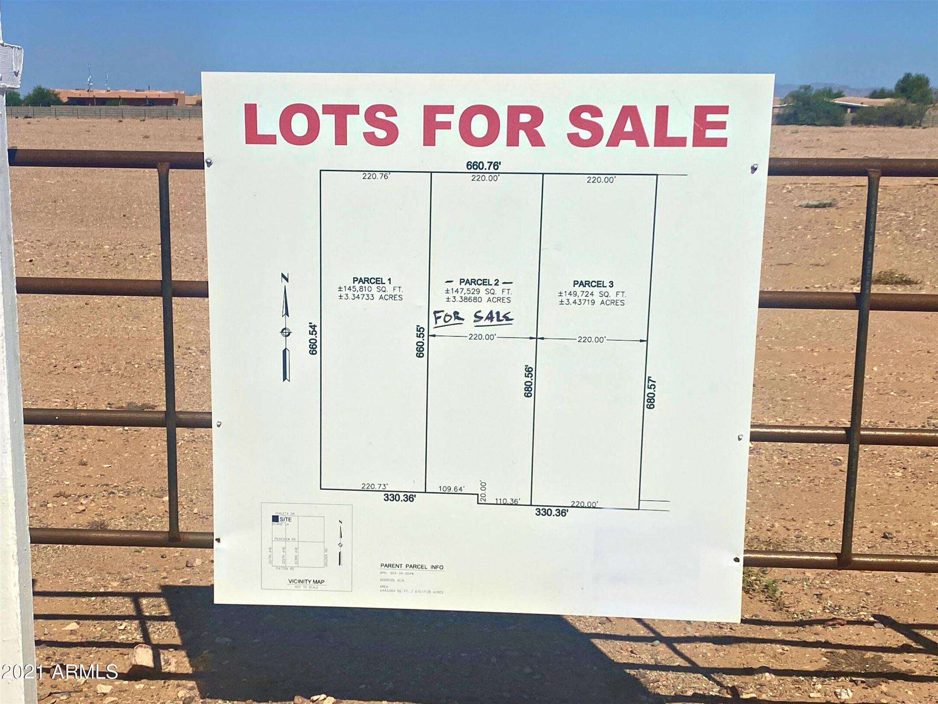 Photo of 22600 W Duane Lane, Wittmann, AZ 85361 (MLS # 6296064)