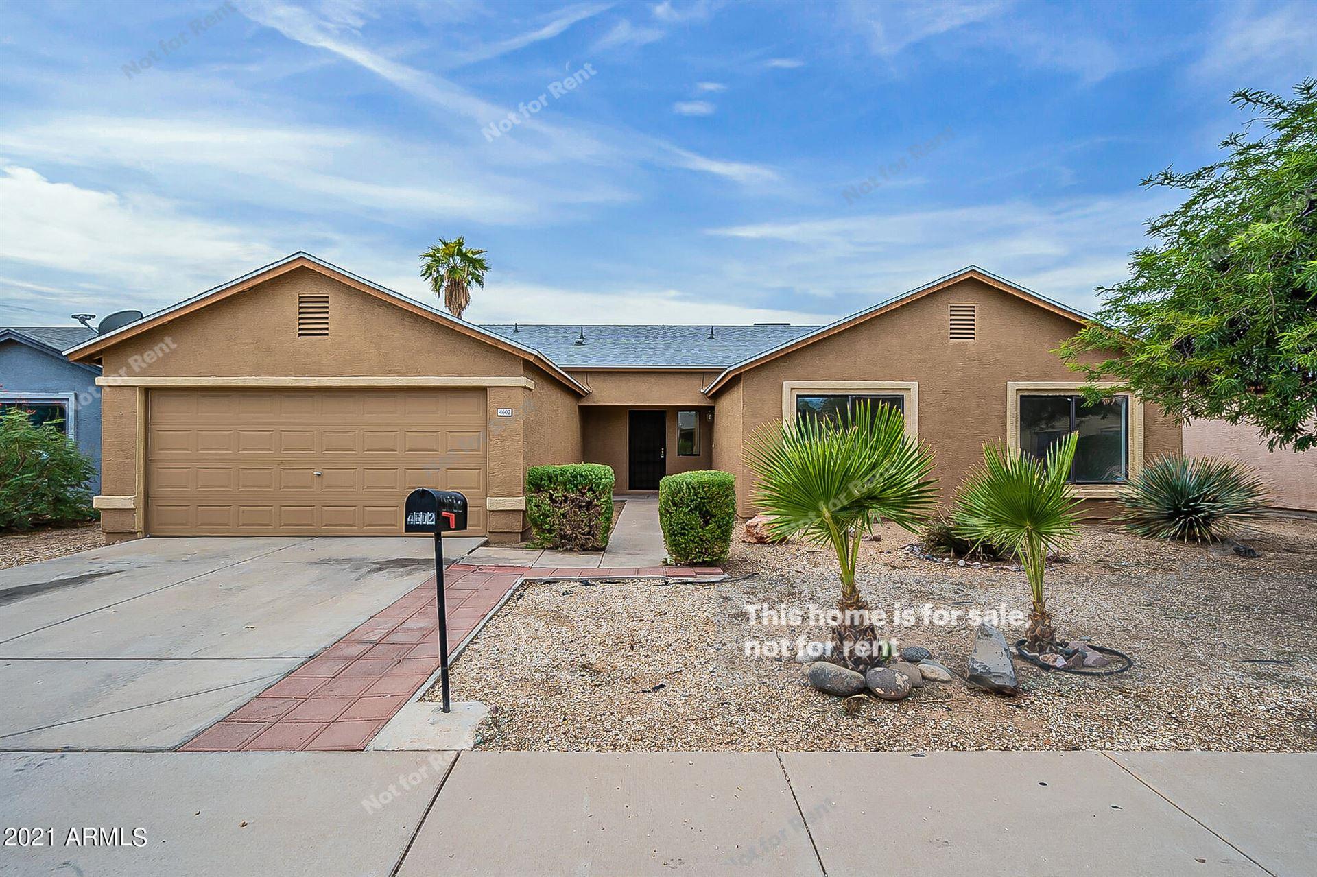 4602 N 86TH Drive, Phoenix, AZ 85037 - MLS#: 6306064