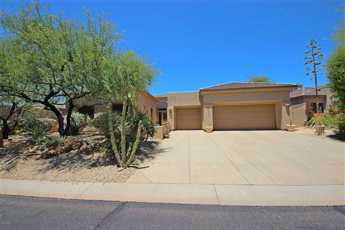 Photo of 6658 E WHISPERING MESQUITE Trail, Scottsdale, AZ 85266 (MLS # 6145065)