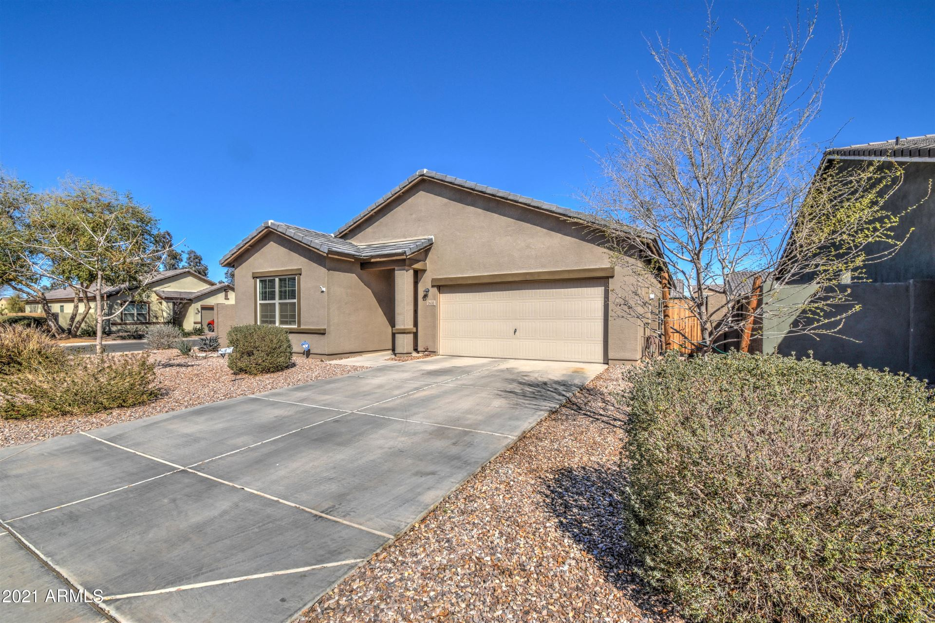 Photo of 2630 E OMEGA Drive, San Tan Valley, AZ 85143 (MLS # 6203065)