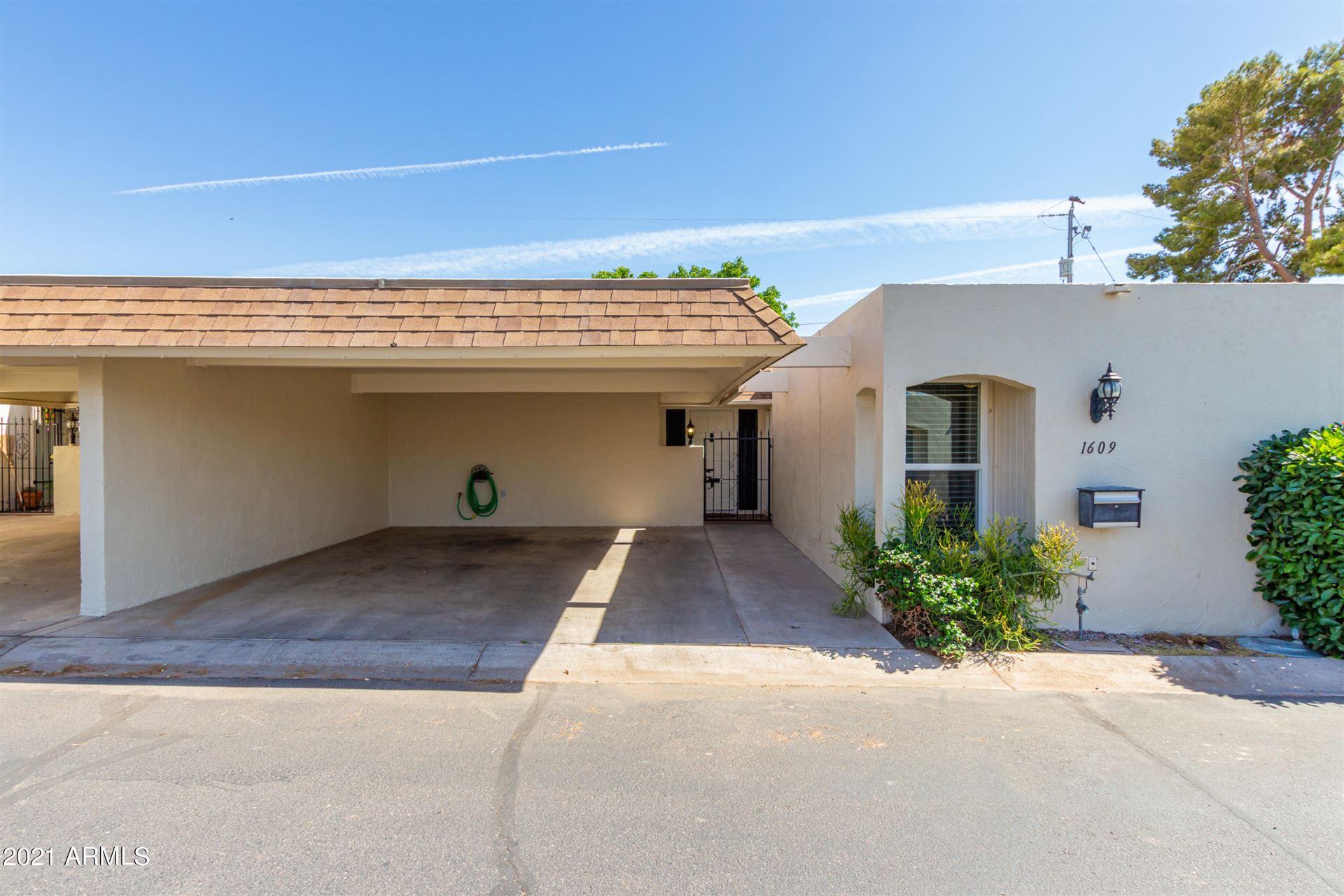 1609 E BORGHESE Place, Phoenix, AZ 85016 - MLS#: 6233065