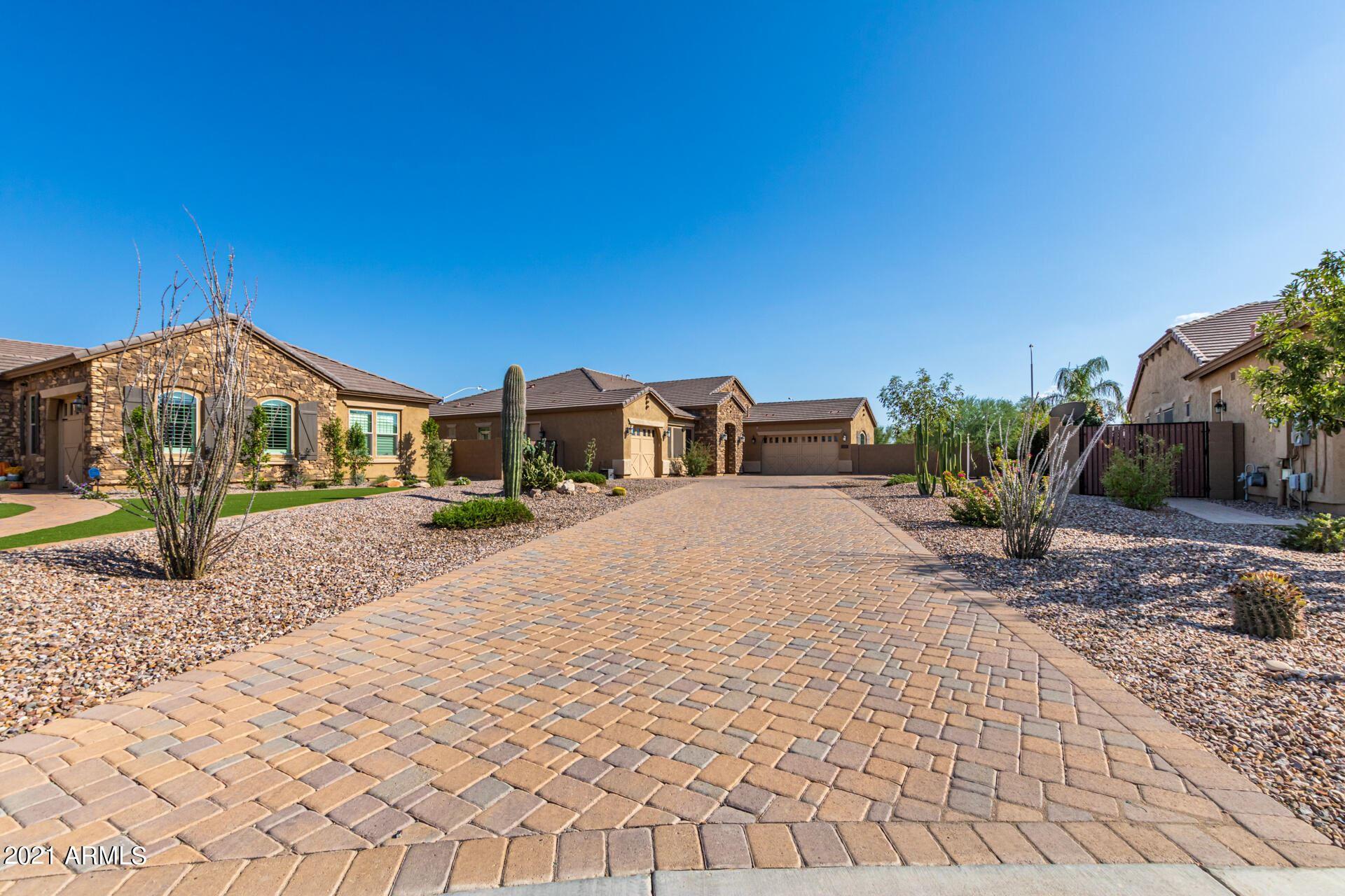Photo of 3987 E ALOE Place E, Chandler, AZ 85286 (MLS # 6306065)