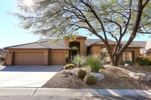 Photo of 9651 E SKINNER Drive, Scottsdale, AZ 85262 (MLS # 6022066)
