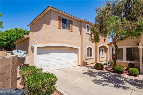 Photo of 1445 S BOULDER Street #E, Gilbert, AZ 85296 (MLS # 6231066)