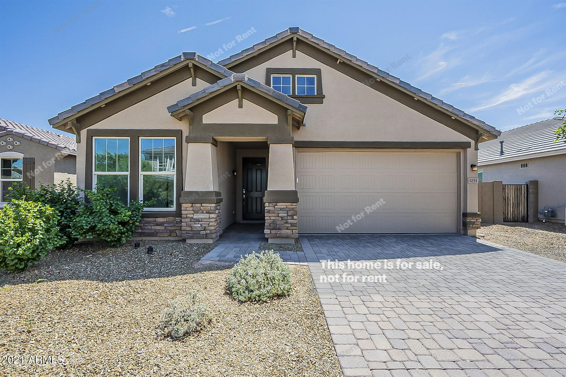 Photo of 5251 W LEODRA Lane, Laveen, AZ 85339 (MLS # 6293066)