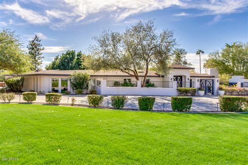 Photo of 4651 E PALOMINO Road, Phoenix, AZ 85018 (MLS # 6162067)