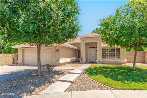 Photo of 6163 W GELDING Drive, Glendale, AZ 85306 (MLS # 6271067)