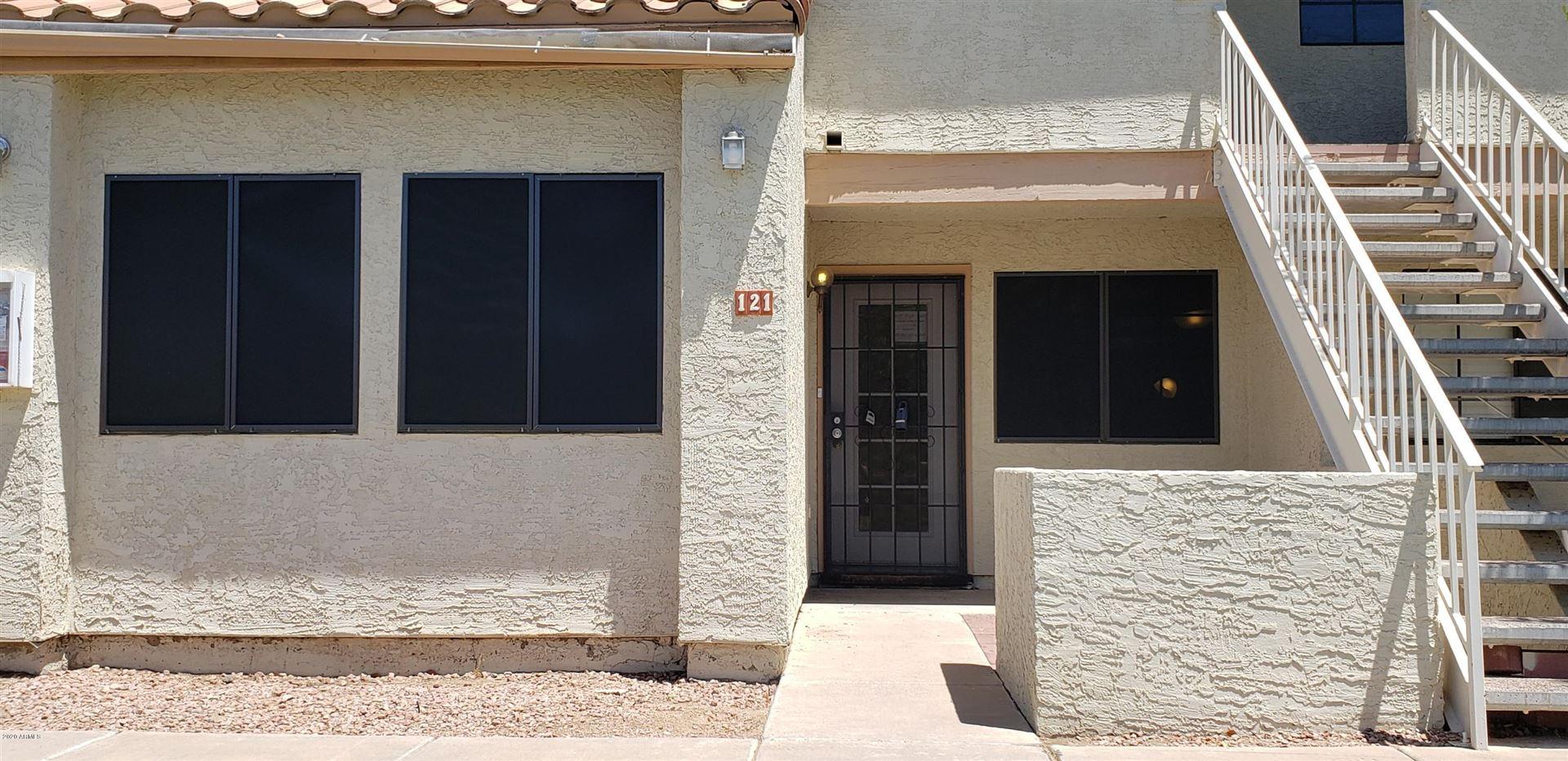 19820 N 13TH Avenue #121, Phoenix, AZ 85027 - #: 6101067