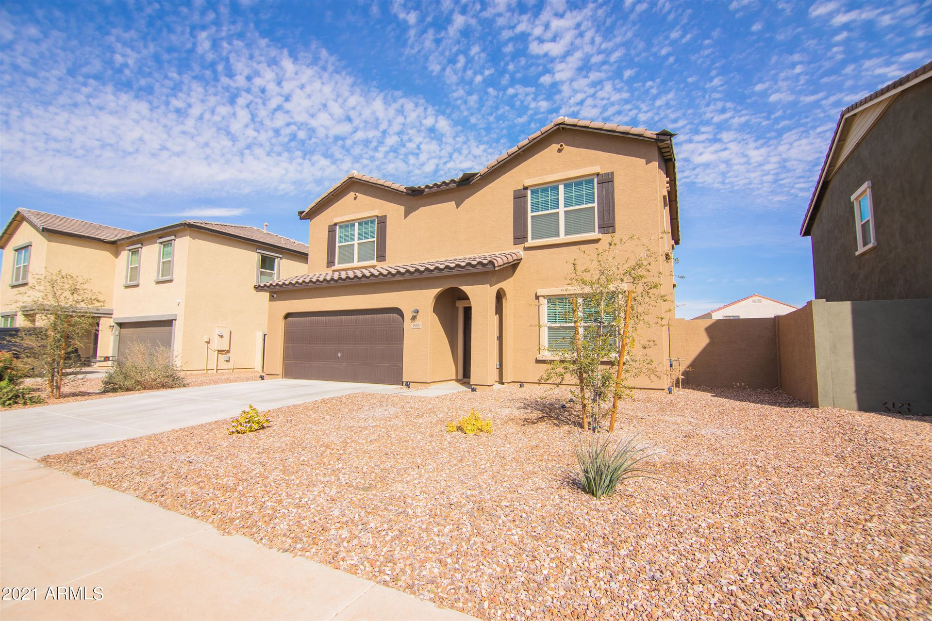 Photo of 36992 W CAPRI Avenue, Maricopa, AZ 85138 (MLS # 6199067)