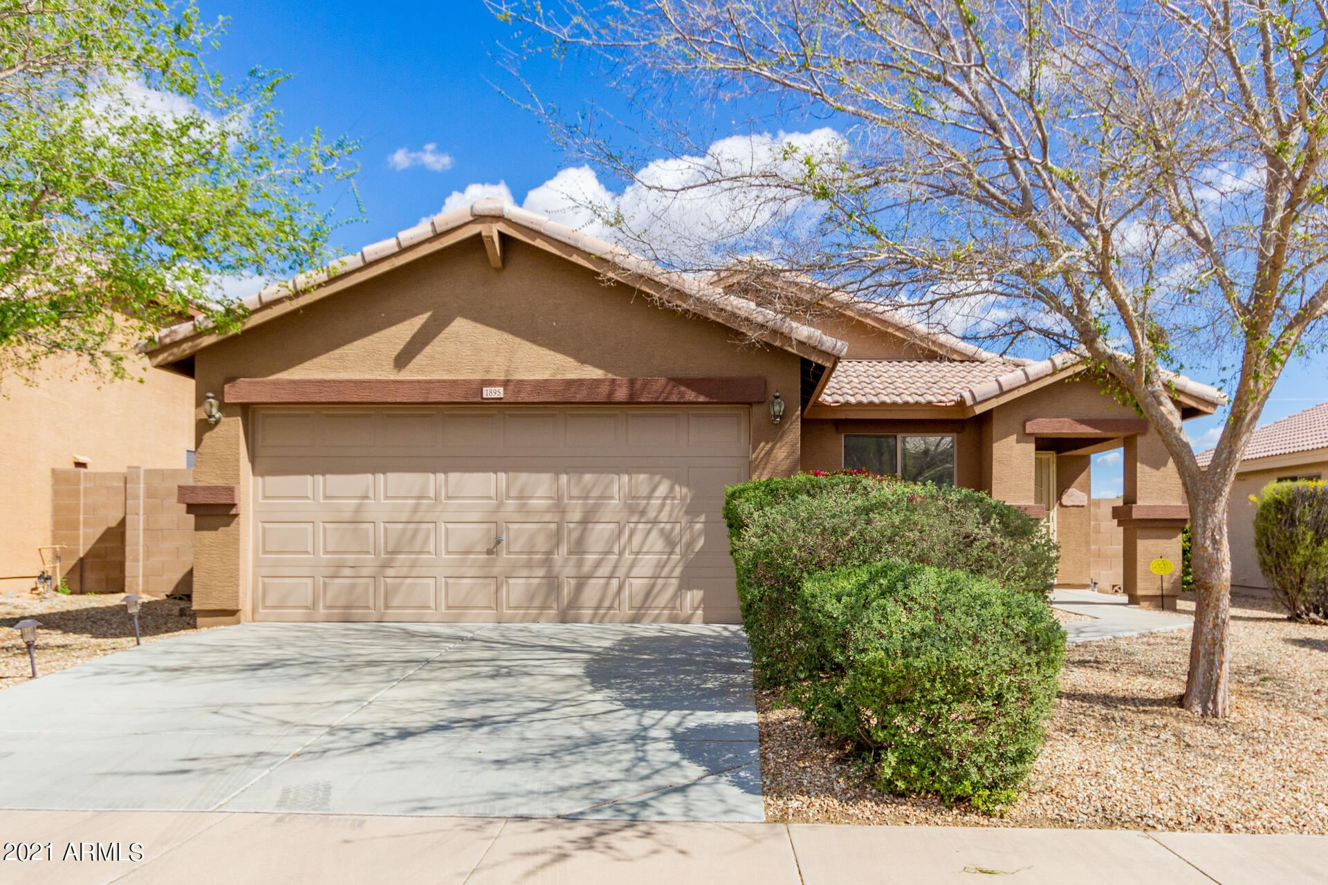 Photo of 1895 S 171ST Drive, Goodyear, AZ 85338 (MLS # 6203067)