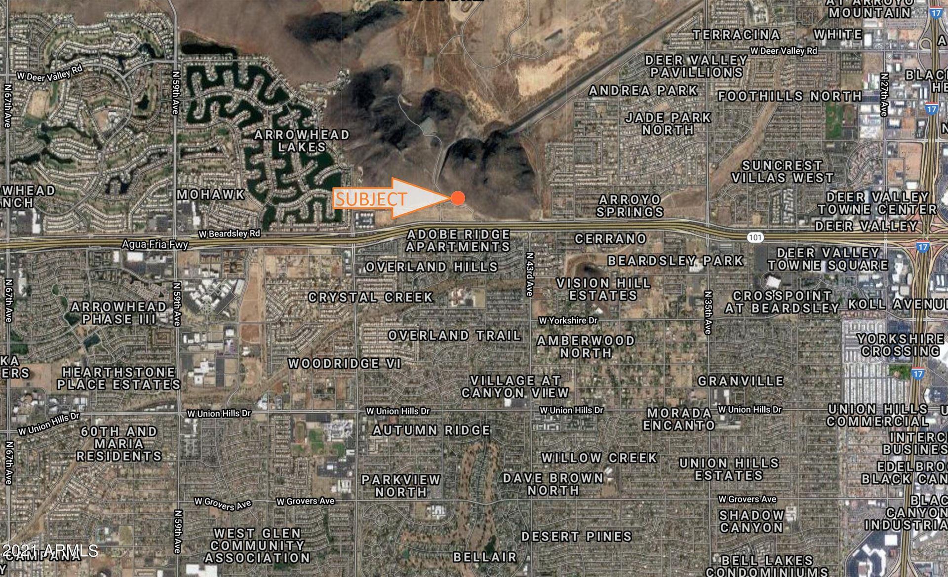 Photo of 4612 W Tonopah Drive, Glendale, AZ 85308 (MLS # 6296067)