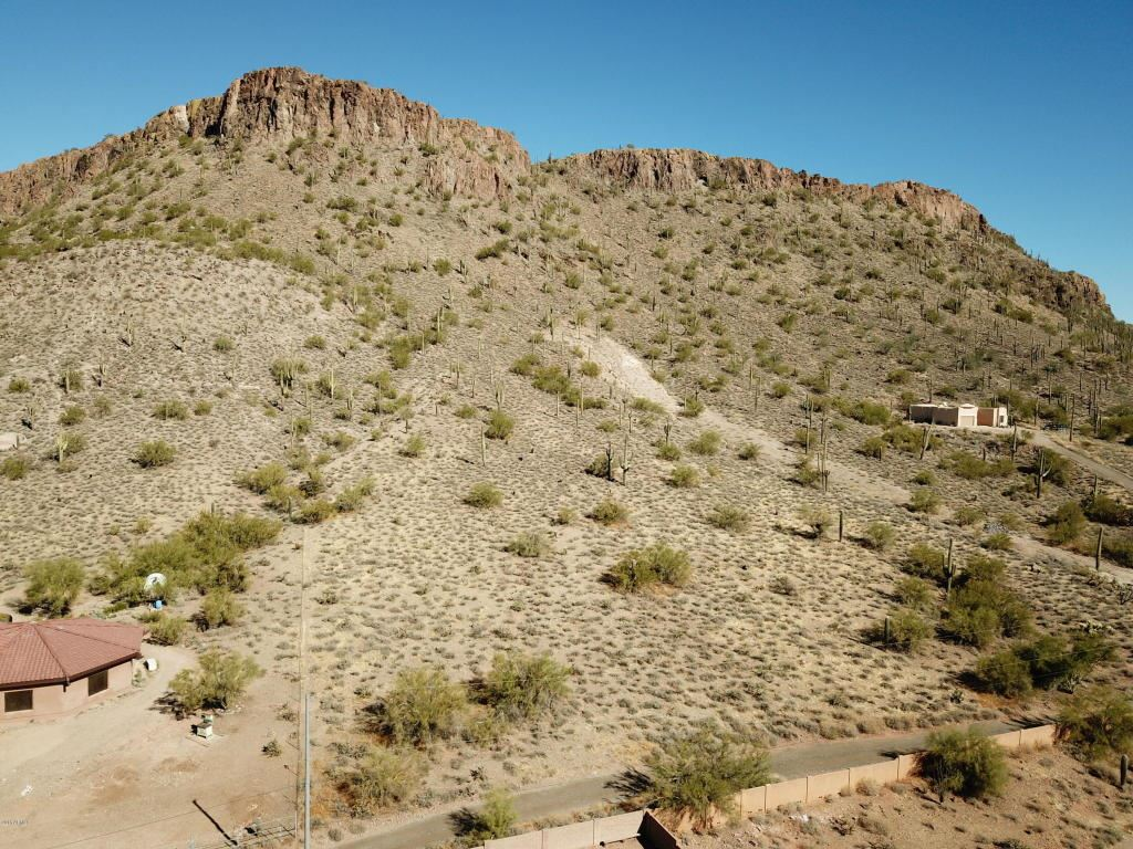 Photo of 0 E Mariola Way Way, Desert Hills, AZ 85086 (MLS # 5721068)