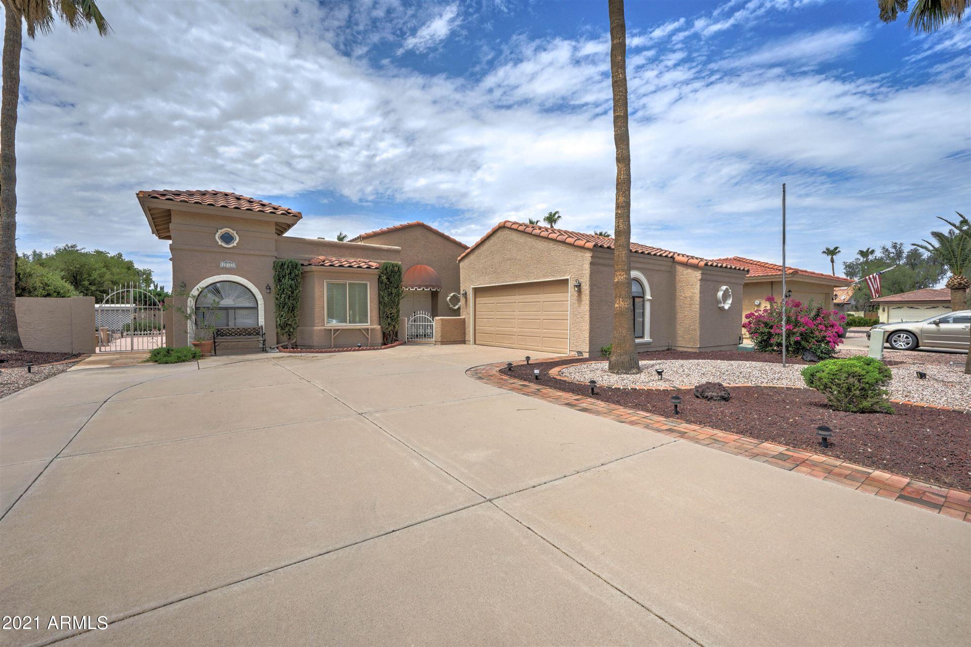 Photo of 10305 E LOTUS Court #18, Sun Lakes, AZ 85248 (MLS # 6267068)