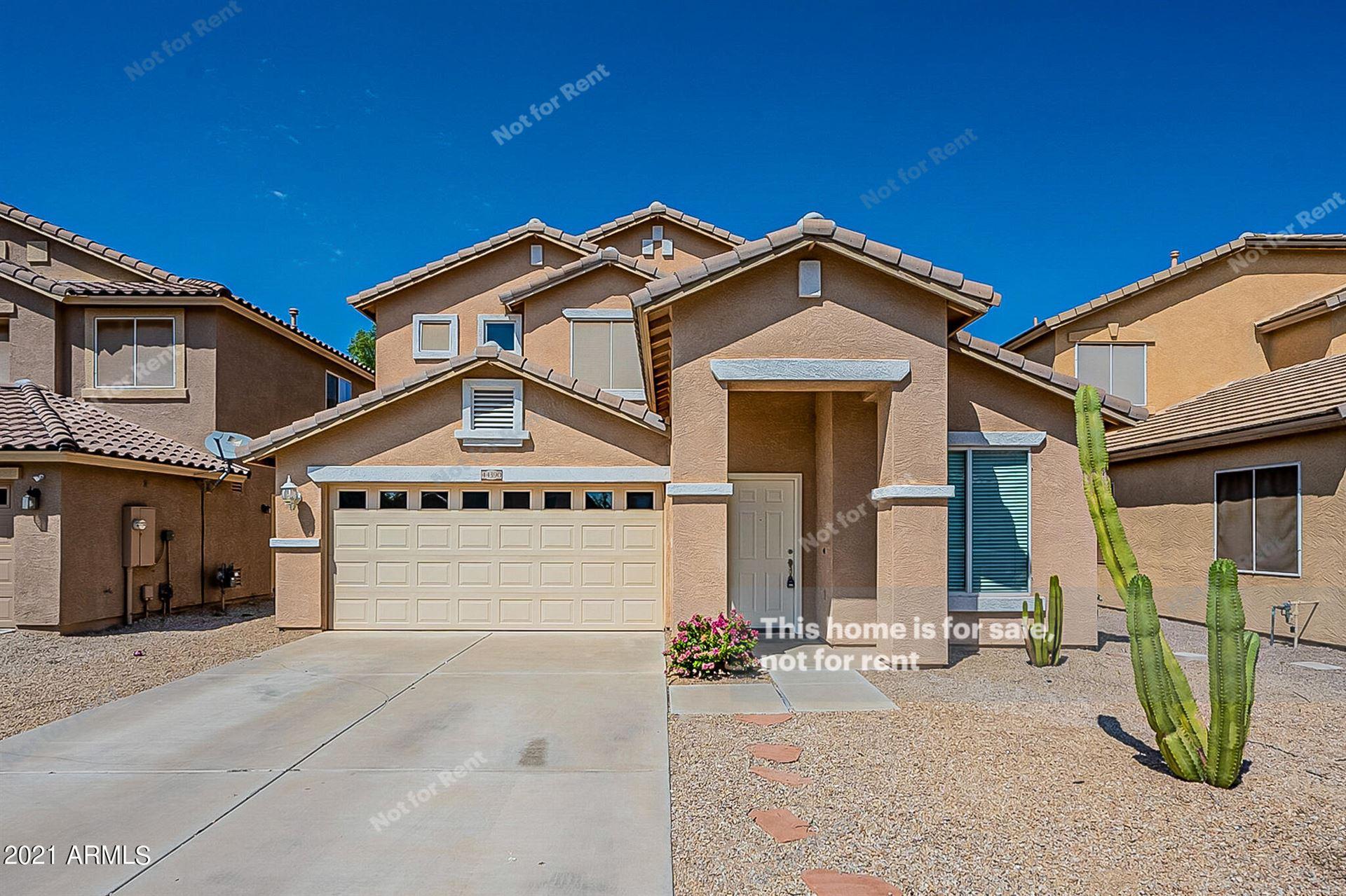 44390 W MCCLELLAND Drive, Maricopa, AZ 85138 - #: 6293069