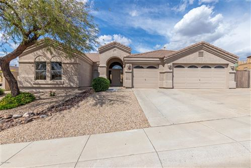 Photo of 6340 W CHISUM Trail, Phoenix, AZ 85083 (MLS # 6058070)