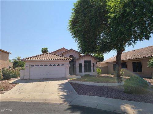 Photo of 6661 W AURORA Drive, Glendale, AZ 85308 (MLS # 6137070)