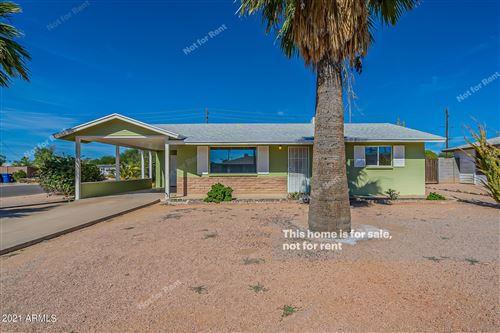 Photo of 6504 E ASPEN Avenue, Mesa, AZ 85206 (MLS # 6311070)