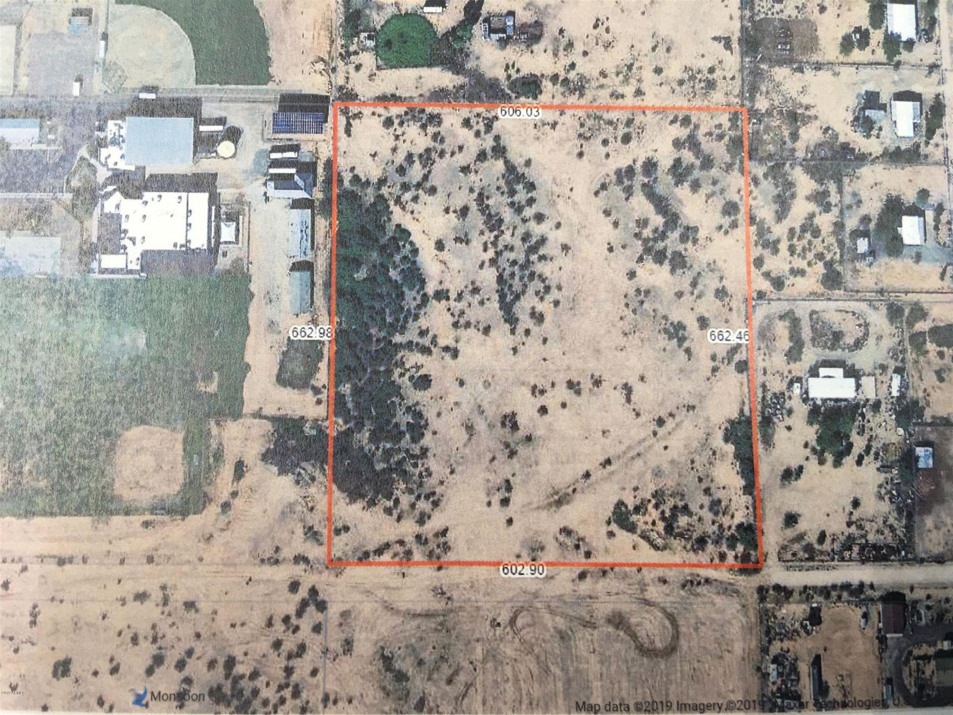 Photo of 9.17 AC W Church Drive, Aguila, AZ 85320 (MLS # 6017070)