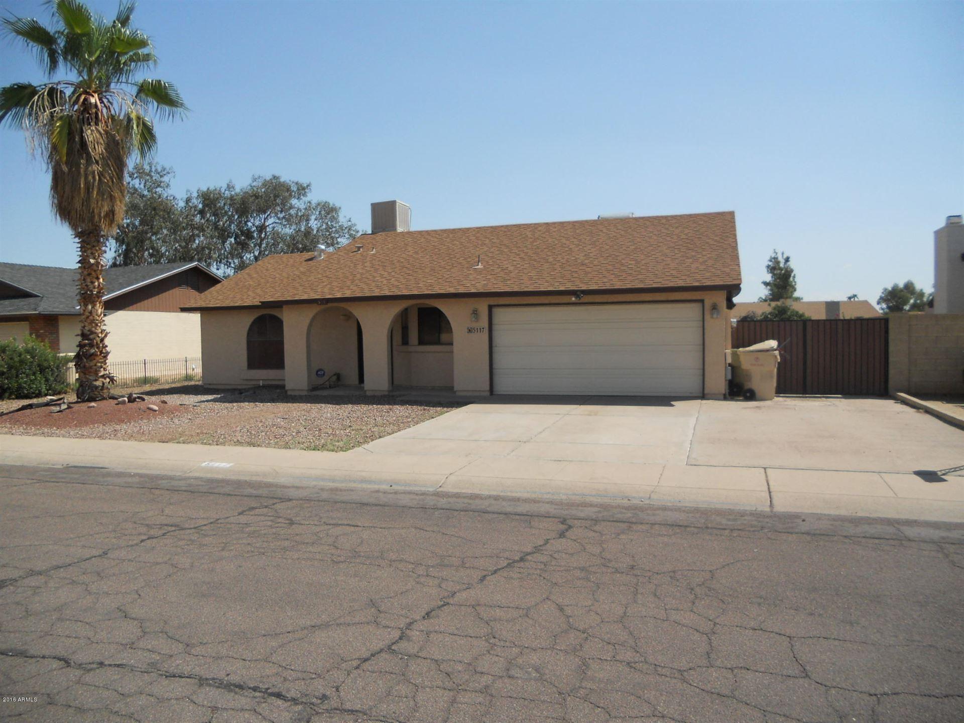 5117 W SELDON Lane, Glendale, AZ 85302 - MLS#: 6200070