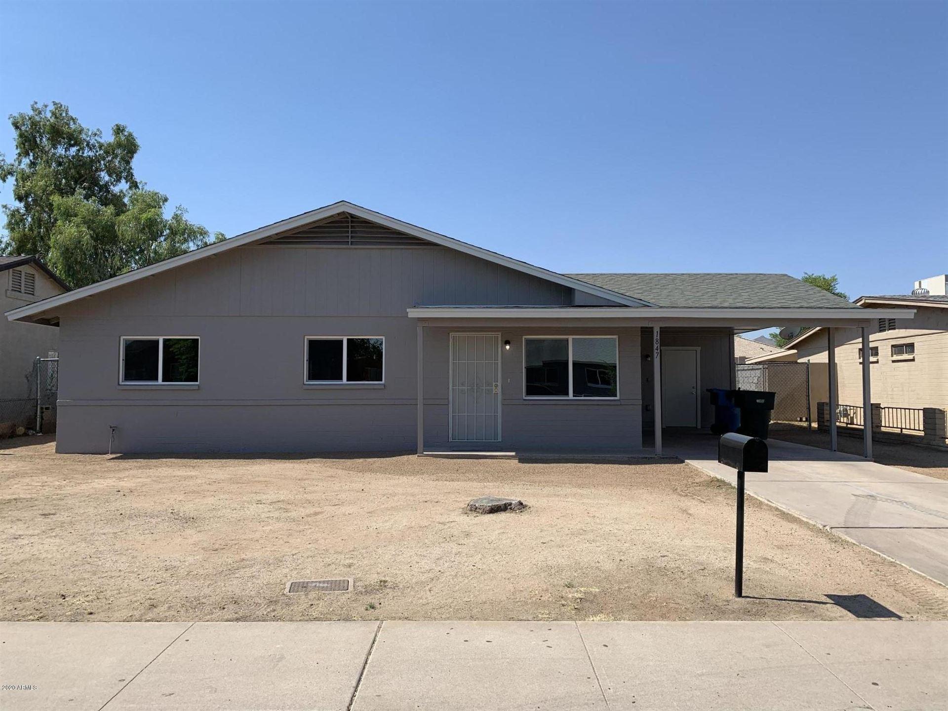 1847 W ALTA VISTA Road, Phoenix, AZ 85041 - MLS#: 6095071