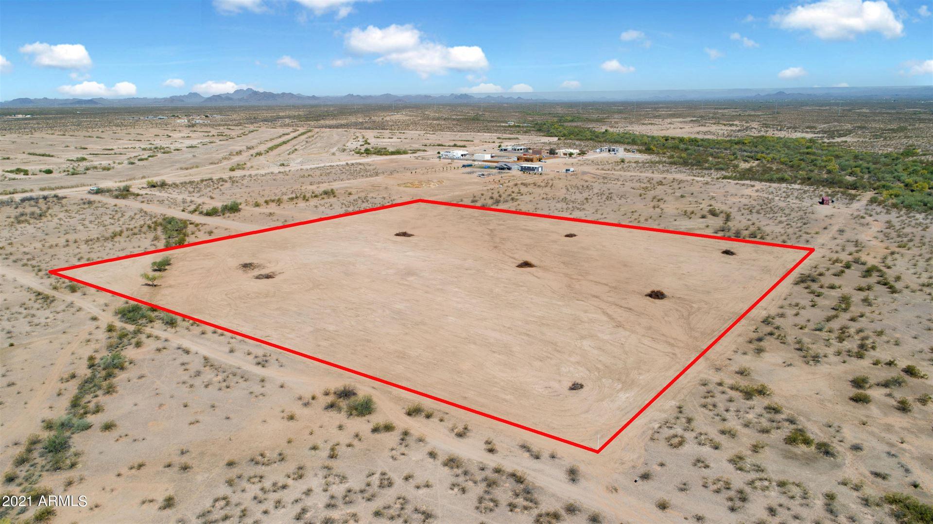 Photo of 24130 W Dixileta Drive, Wittmann, AZ 85361 (MLS # 6227071)