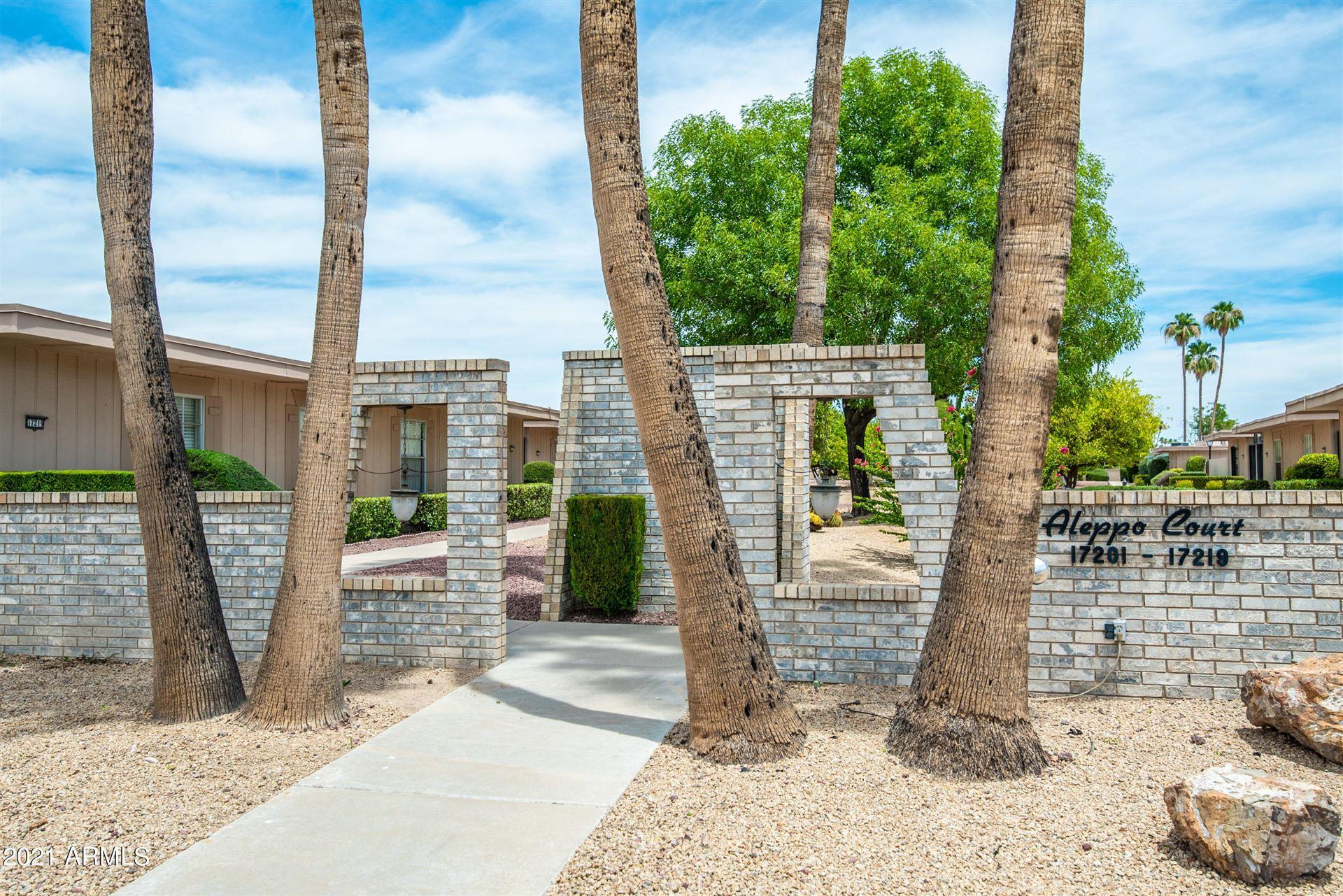 Photo of 17219 N 107TH Avenue, Sun City, AZ 85373 (MLS # 6249071)
