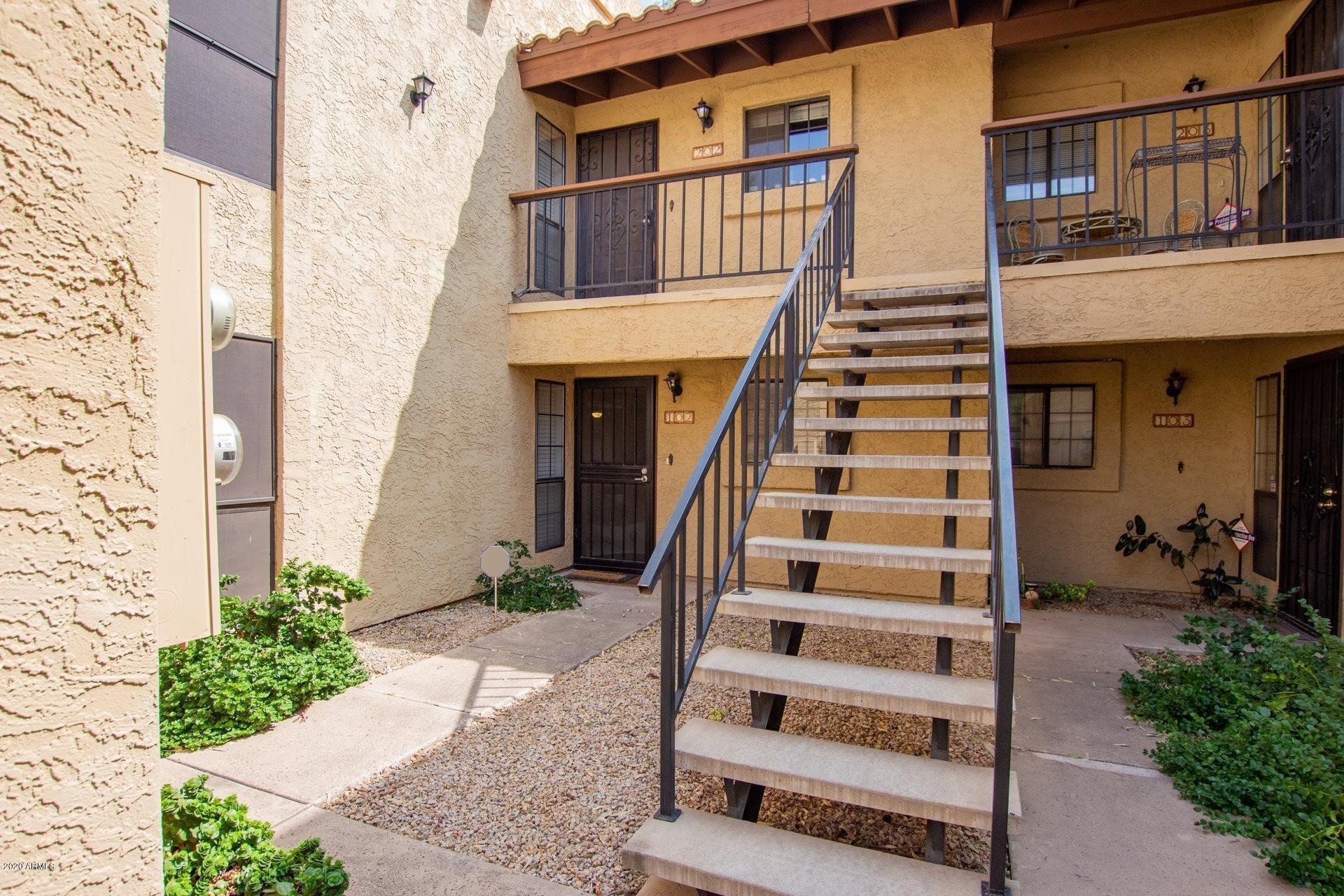 8201 N 21ST Drive #C102, Phoenix, AZ 85021 - MLS#: 6135072