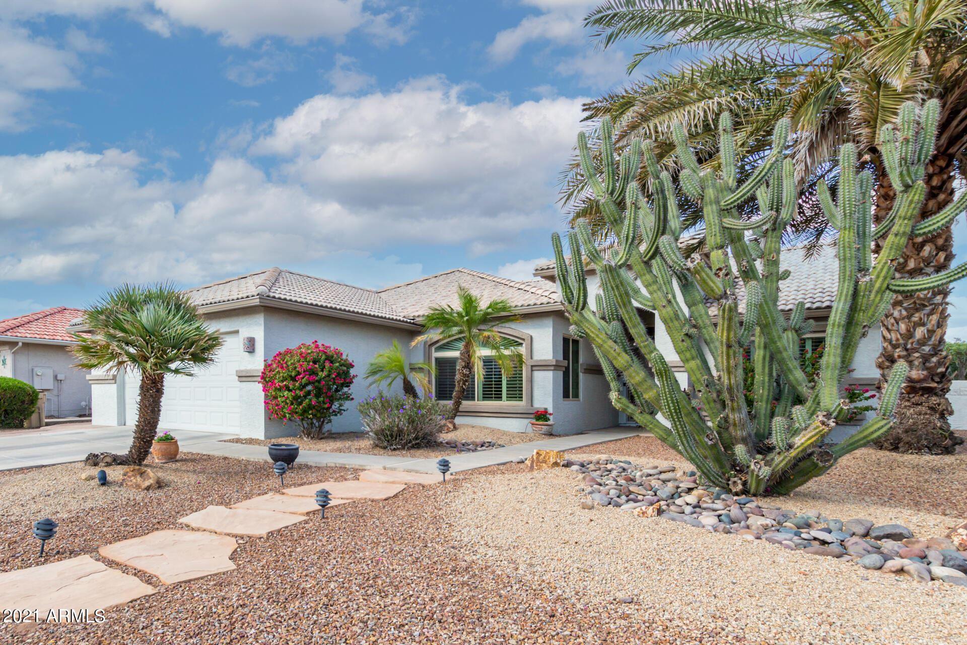 Photo of 9242 E DIAMOND Drive, Sun Lakes, AZ 85248 (MLS # 6309072)