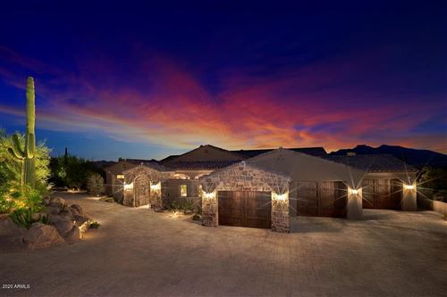 Photo of 36828 N Mule Train Road, Carefree, AZ 85377 (MLS # 6117073)