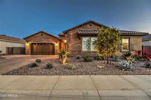 Photo of 3881 E IRIS Drive, Chandler, AZ 85286 (MLS # 6219073)