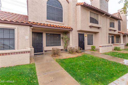 Photo of 3491 N ARIZONA Avenue #85, Chandler, AZ 85225 (MLS # 6186074)