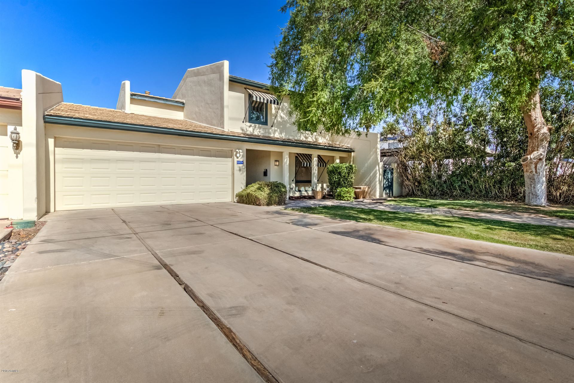 Photo of 5374 N 20TH Street, Phoenix, AZ 85016 (MLS # 6250074)