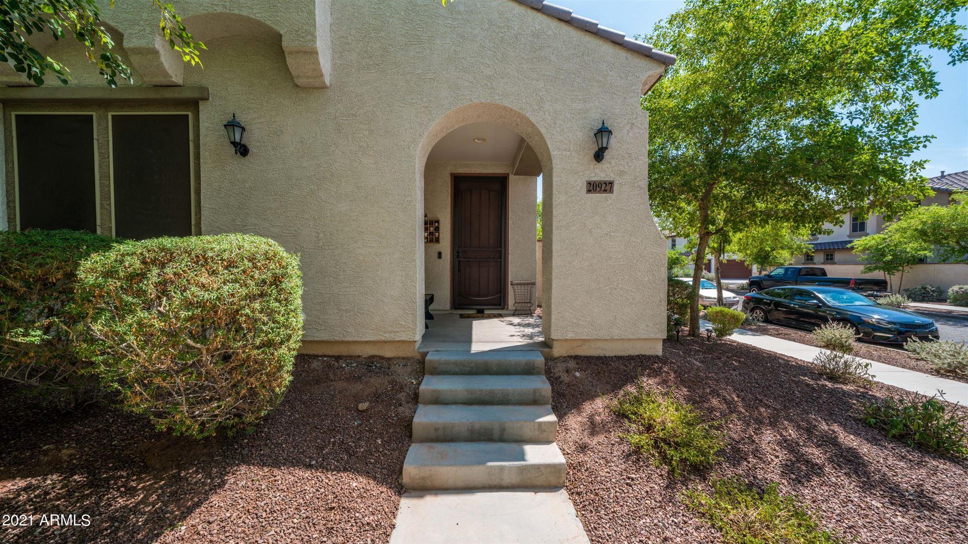 Photo of 20927 W HAMILTON Street, Buckeye, AZ 85396 (MLS # 6268074)